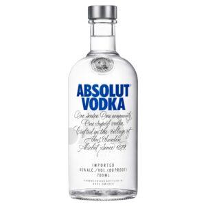 wódka absolut blue 0,7l, dystrybucja napojów alkoholowych i bezalkoholowych, hurtowa i detaliczna sprzedaż alkoholu