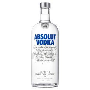 wódka absolut blue 1l, dystrybucja napojów alkoholowych i bezalkoholowych, hurtowa i detaliczna sprzedaż alkoholu