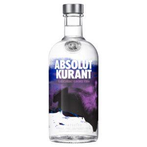 Wódka Absolut Kurant 0,7l, wódka premium, dystrybucja napojów alkoholowych i bezalkoholowych, hurtowa i detaliczna sprzedaż alkoholu, import i eksport