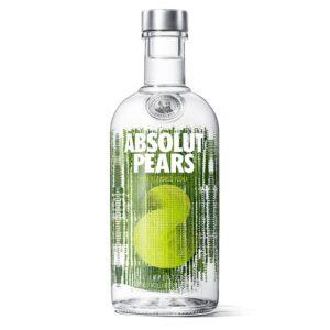 Wódka Absolut Pears 0,7l, wódka premium, dystrybucja napojów alkoholowych i bezalkoholowych, import i eksport, hurtowa i detaliczna sprzedaż alkoholu