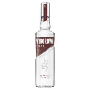Wódka Wyborowa Polski Ziemniak 0,5l, polska wódka, dystrybucja napojów alkoholowych i bezalkoholowych, import i eksport, hurtowa i detaliczna sprzedaż alkoholu