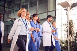 personel medyczny, system ochrony zdrowia