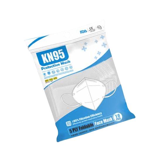 antywirusowa maska ochronna KN95