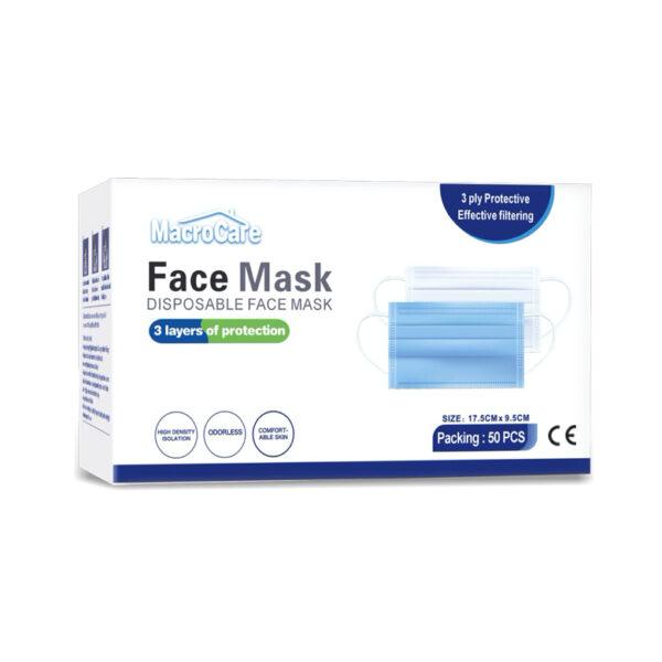 maska ochronna na twarz