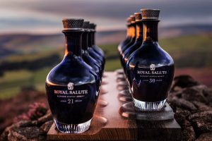 Royal Salute Scotch Whisky