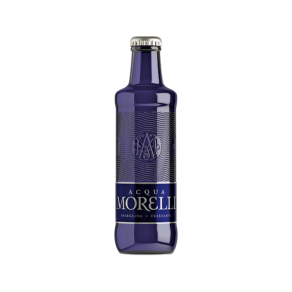 acqua morelli woda gazowana 250 ml