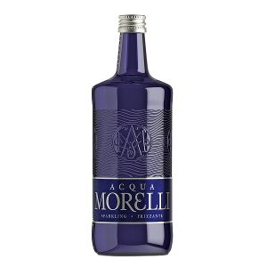 acqua morelli sparkling water 750 ml