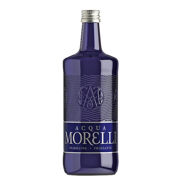 acqua morelli woda gazowana 750 ml