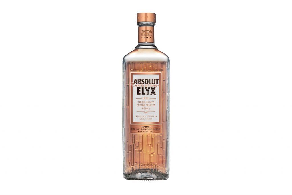 Wódka Absolut Elyx, wódka premium, najlepsza wódka, marka premium, dystrybucja alkoholi