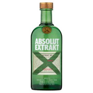 Wódka Absolut Extrakt 0,7l, wódka premium, dystrybucja napojów alkoholowych